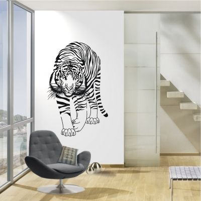 deko-shop-24.de-Wandtattoo-Tiger
