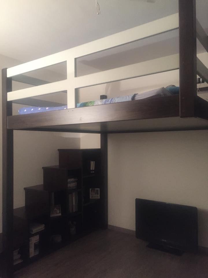 Oltre 25 fantastiche idee su soppalco camera da letto su - Camera da letto con soppalco ...