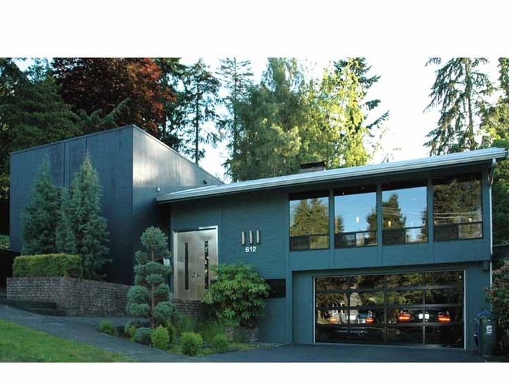 59 best modern split level images on pinterest modern houses