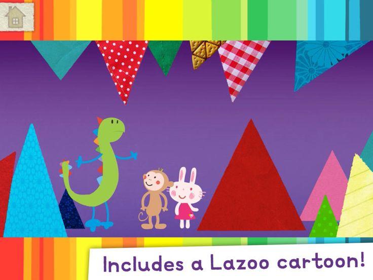 Lazoo: Let's Color! screenshot 5