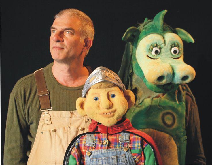 Theater Snater is ook van de partij met een gloednieuwe voorstelling: Opa Piraat!