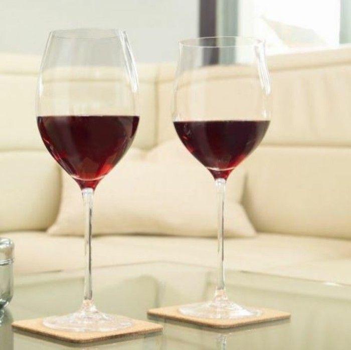 Leonardo wine glass architecture of the wine glass Tulip red wine cheers