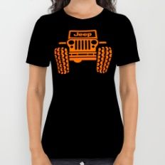 Jeep All Over Print Shirt