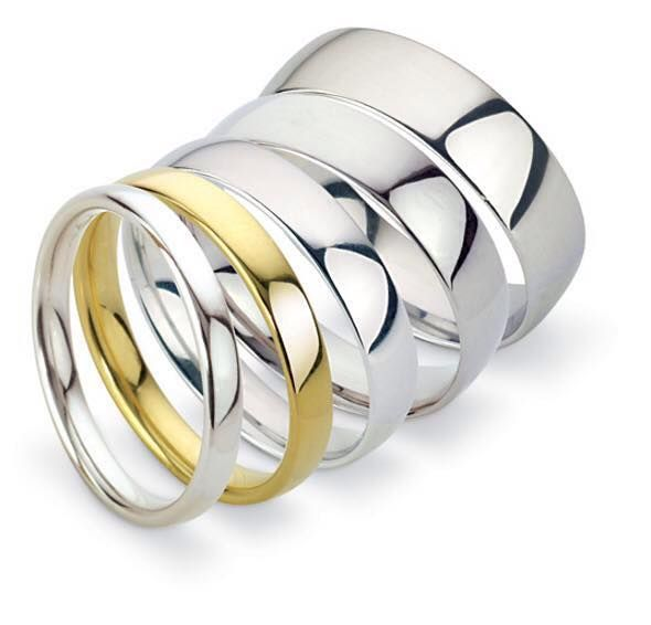 Hundred acres nyc wedding bands