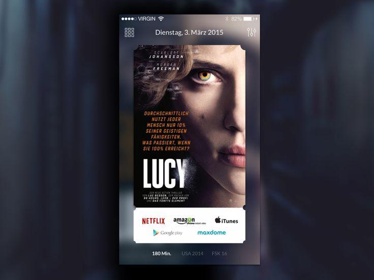 Movie Ticket #mobile #App
