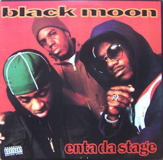 The 100 (!!!) Must have Hip Hop Records !:  Black Moon – Enta Da Stage #hiphop #rap #90s