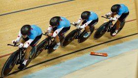 Le Canada a remporté la médaille de bronze à l'épreuve féminine de poursuite par…
