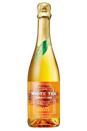ノンアルコールのホワイトティースパークリング