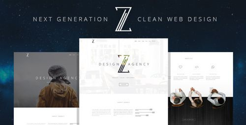 Download ThemeForest  Zuut v1.3  Clean Agency WordPress Theme Free