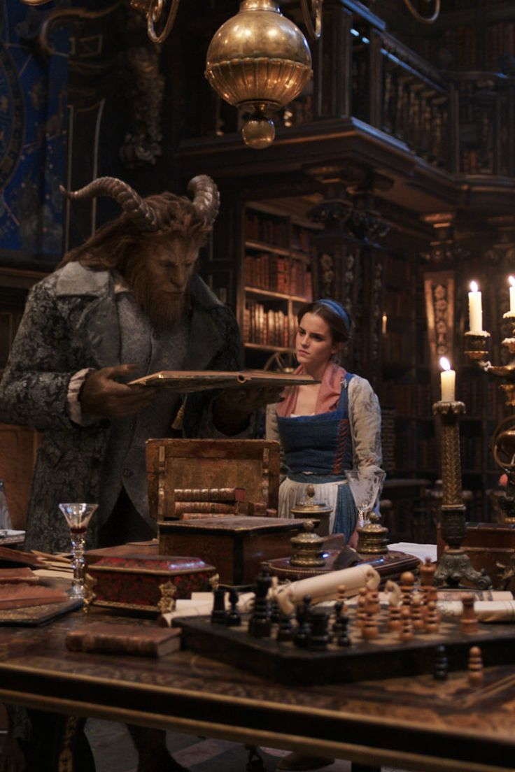 Beauty and the Beast Will Introduce Fans to a New Side of Beast