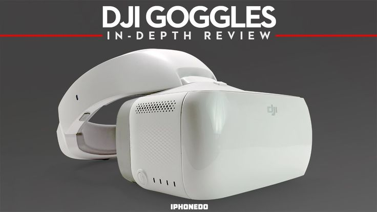 DJI Goggles —Unboxing & In-Depth Review [4K] https://www.camerasdirect.com.au/dji-drones-osmo/dji-fpv-googles