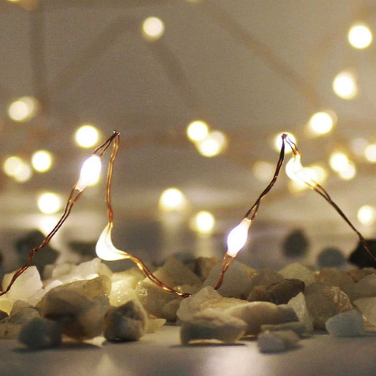 25+ best ideas about Led string lights on Pinterest
