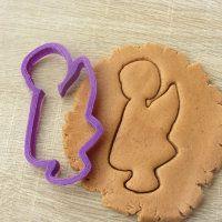 "Cookie cutter ""Angel girl"""