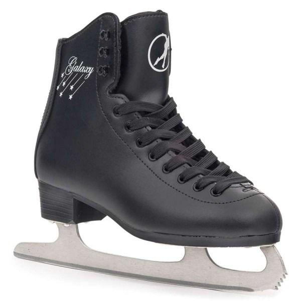 White SFR Junior Figure Ice Skate Pack