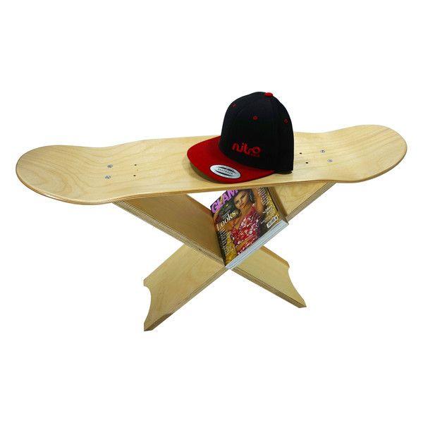 Skateboard Upcycling