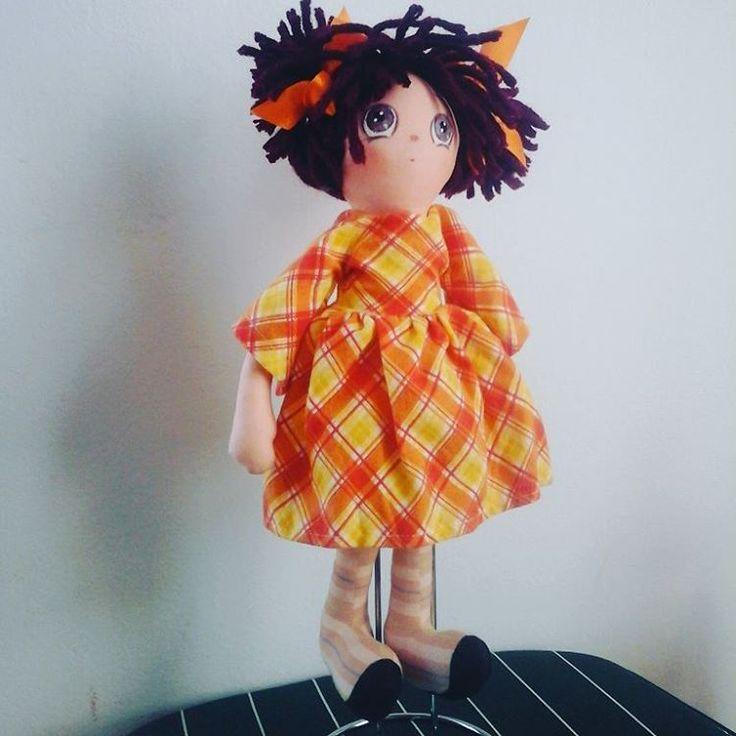 #doll #rag doll #lutka