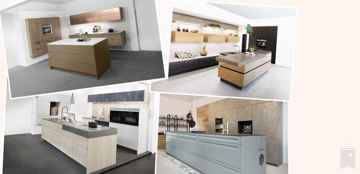 Een #keuken in combi-kleuren wordt de #eyecather in elk #huis. Mooi of niet? Kijk ook op//bit.ly/1XW7Mb2 #Tuijp #Volendam #badkamer