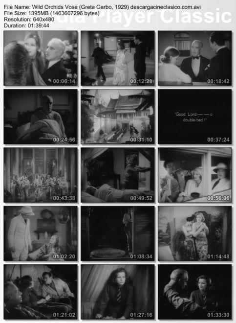 Greta Garbo - 1929: