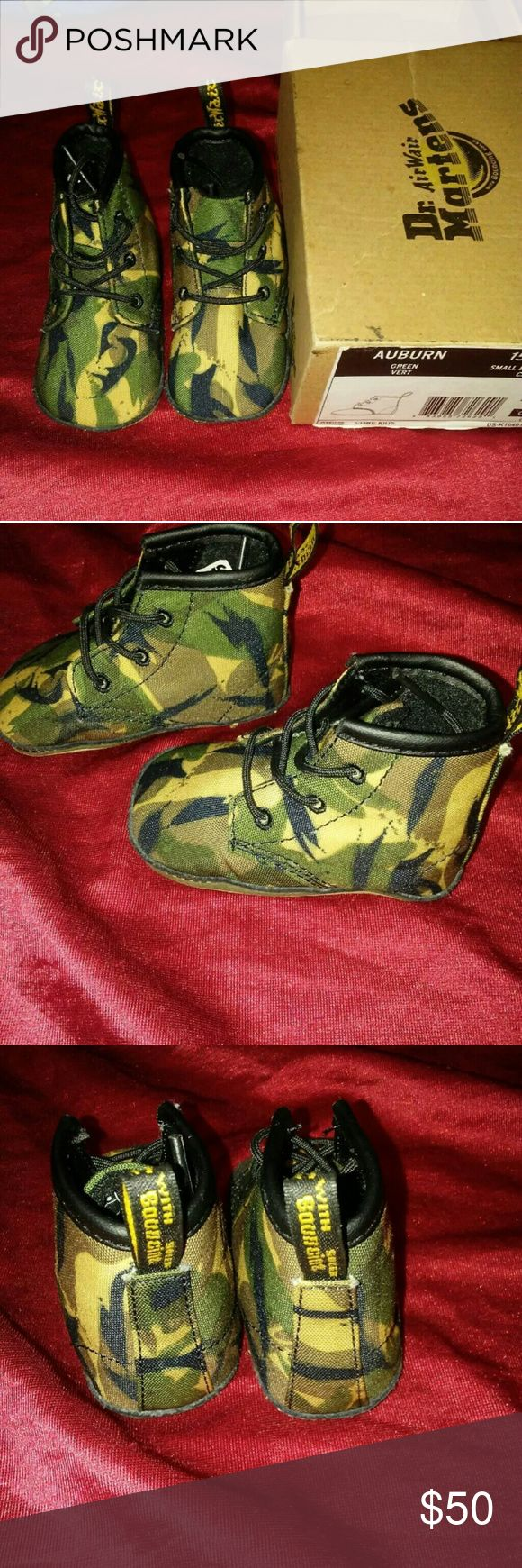 Baby Dr Martens size 3 Baby Dr Martens size 3 Dr. Martens Shoes Boots