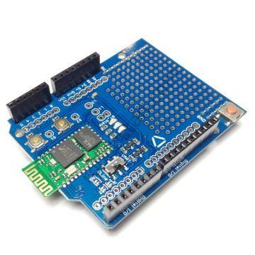 Arduino Bluetooth Shield - HC05 Bluetooth Serial Modül Shield BM-43