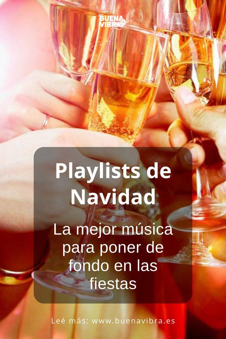 La mejor música para Navidad y Año Nuevo Alcoholic Drinks, Glass, Christmas Eve Dinner, Christmas Dinners, Get Well Soon, Presents, Noel, Drinkware, Corning Glass