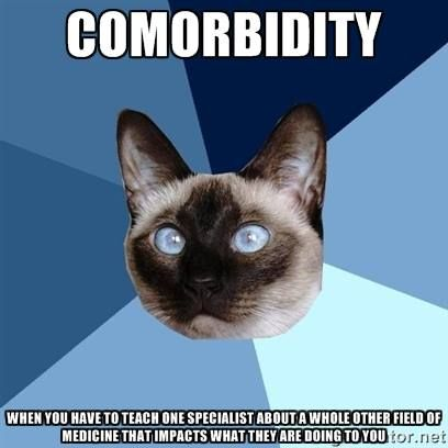 On Comorbidities
