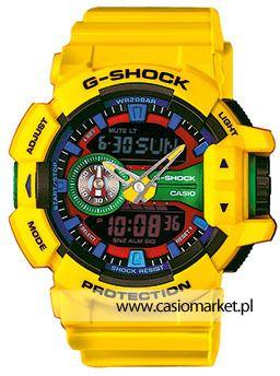 Piękny i kolorowy zegarek z kolekcji #gshock :)