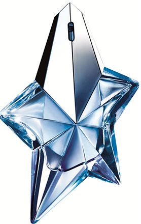 ANGEL by Thierry Mugler.   Just like the star that makes up the packaging, this fragrance really makes you want to step out onto the red carpet in style.   This is the kind of fragrance you want to wear that strappy pair of sandals and strapless dress little black dress with.   A definite favourite for the (wild) working gal!