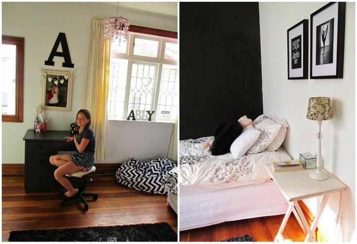Great Fun etc: Bedroom DIY // A Room to Grow With