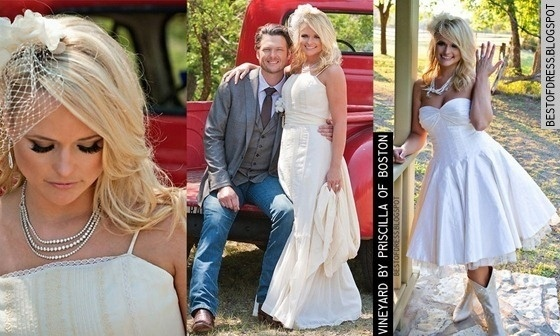 miranda lambert wedding dress miranda lambert wedding bridesmaids