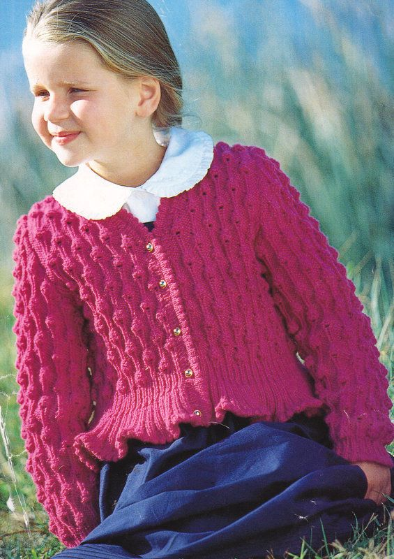 47 best Baby Cardigan Knitting Patterns images on Pinterest ...