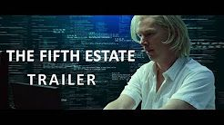 the fifth estate trailer official - YouTube