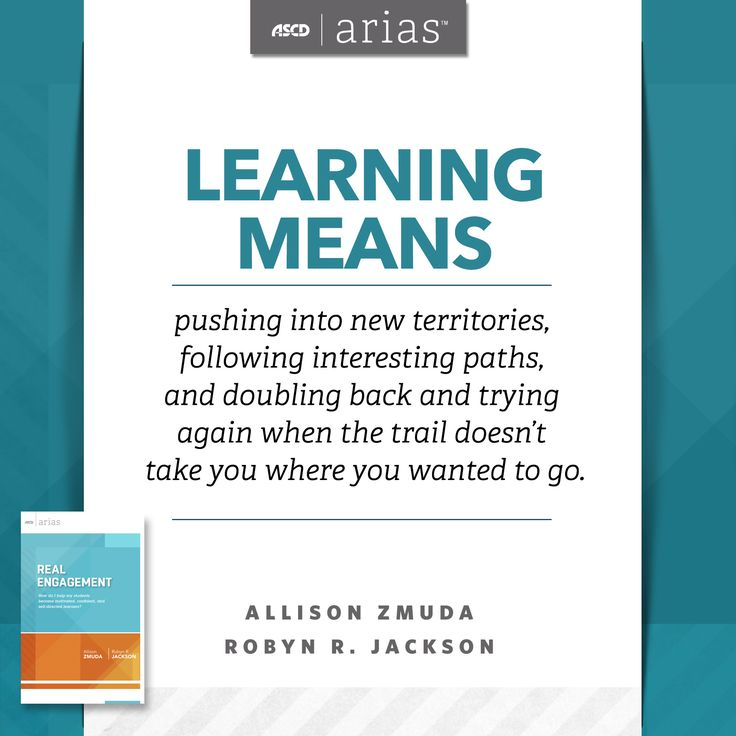 Authors Allison Zmuda and Robyn R. Jackson discuss the meaning of learning and how teachers can build meaningful classroom experiences in their book, Real Engagement: How do I help my students become motivated, confident, and self-directed learners?