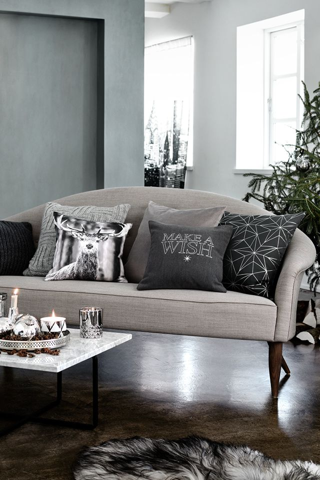Holiday Trends – Winter Brights | H&M Home