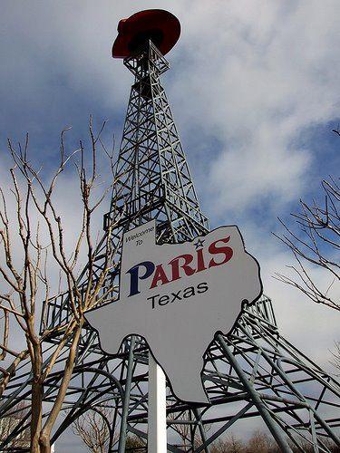 Paris,TX                                                       …
