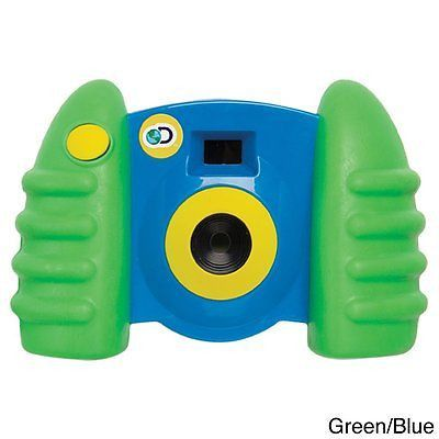 Discovery Kids Digital Camera and Video Green