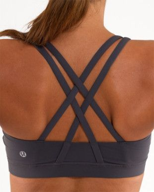 Ooh! If this running bra gets good reviews, I'm in! Have had quite enough of the sport tank tanline.