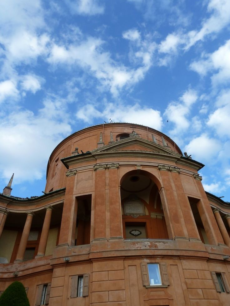 The Sanctuary of San Luca in Bologna