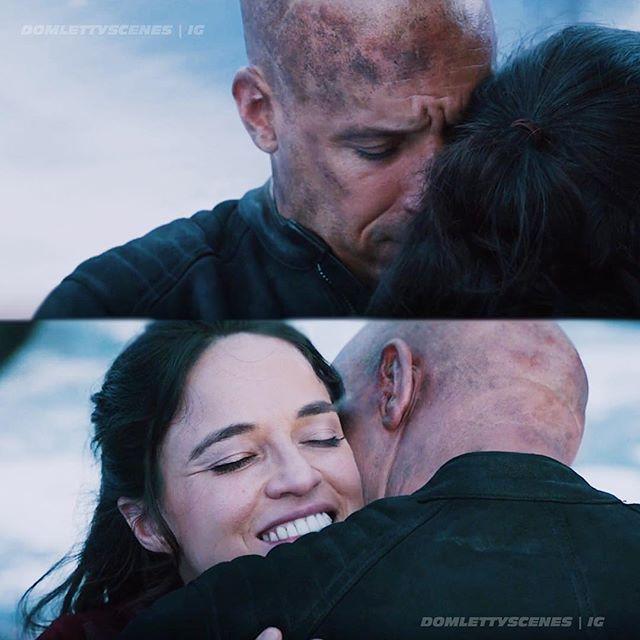 ''I never left you, Letty.''❤️✨ #happycreativesunday - Mr & Mrs Toretto❤️ (@domlettyscenes)
