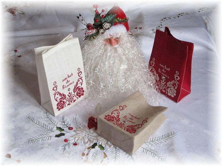 Tuto gratuit mon cadeau de no l pour vous sewing - Cadeau de noel gratuit ...