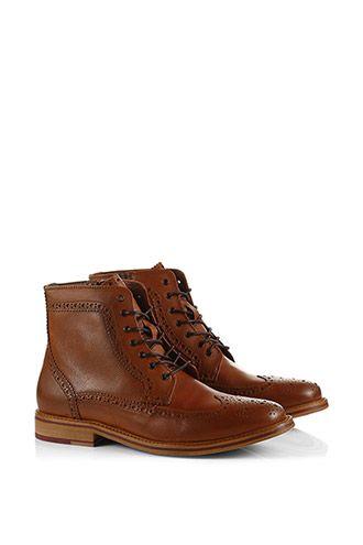 Esprit / Schoenen in brogue-stijl