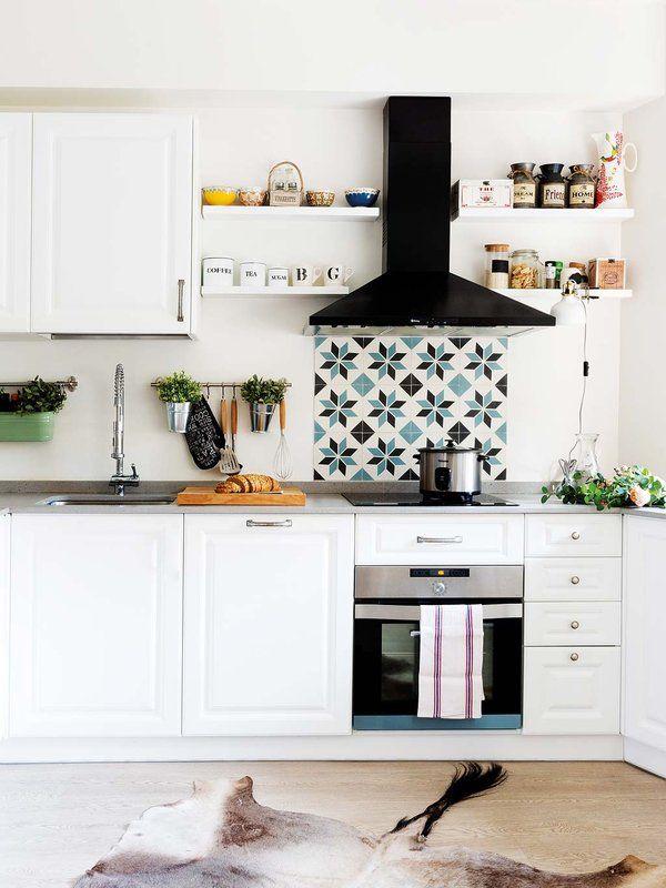That oven backsplash is wonderful. Kitchen Interior, Room Interior, Kitchen Decor, Kitchen Design, Open Plan Kitchen Dining Living, One Wall Kitchen, Dad's Kitchen, Small Apartment Kitchen, Cool Kitchens