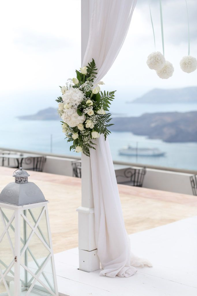 Fay & Kassam – I Do Santorini