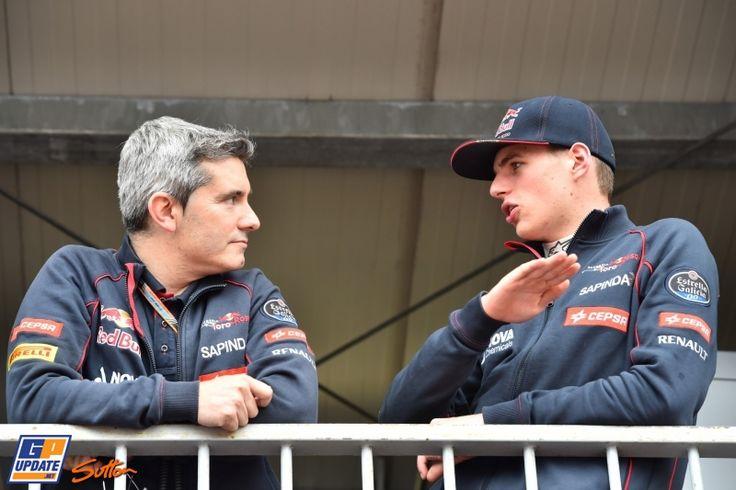 Max Verstappen, Scuderia Toro Rosso, Formule 1 Grand Prix van Monaco 2015, Formule 1