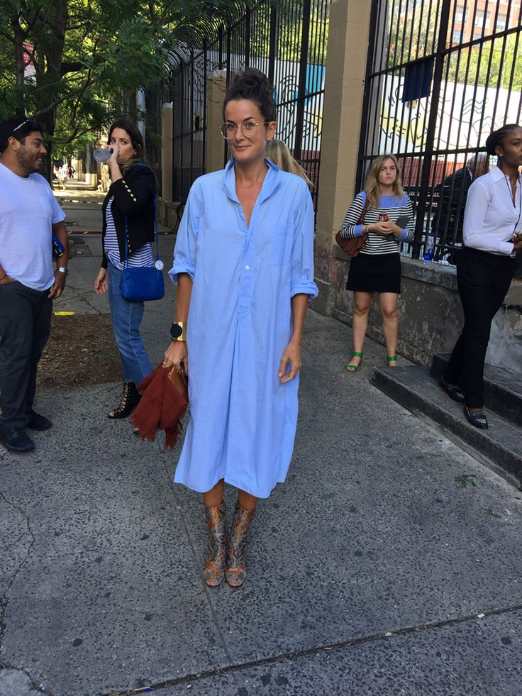 A Day in the Life During NYFW - Man Repeller