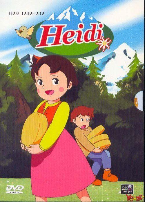 Heidi. Número de préstamos: 29