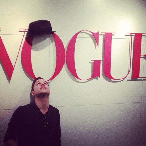 Olly Murs is so goofy! That's why I love him (: