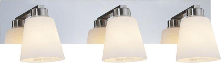 Joni vegglampe bad IP21 Nova Life Krom | Lampehuset