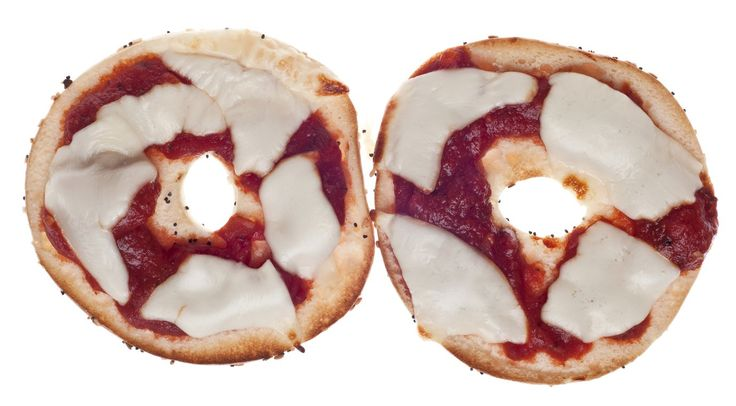Thursday, February 9 is both National Pizza Day and National Bagel Day. That means free food!