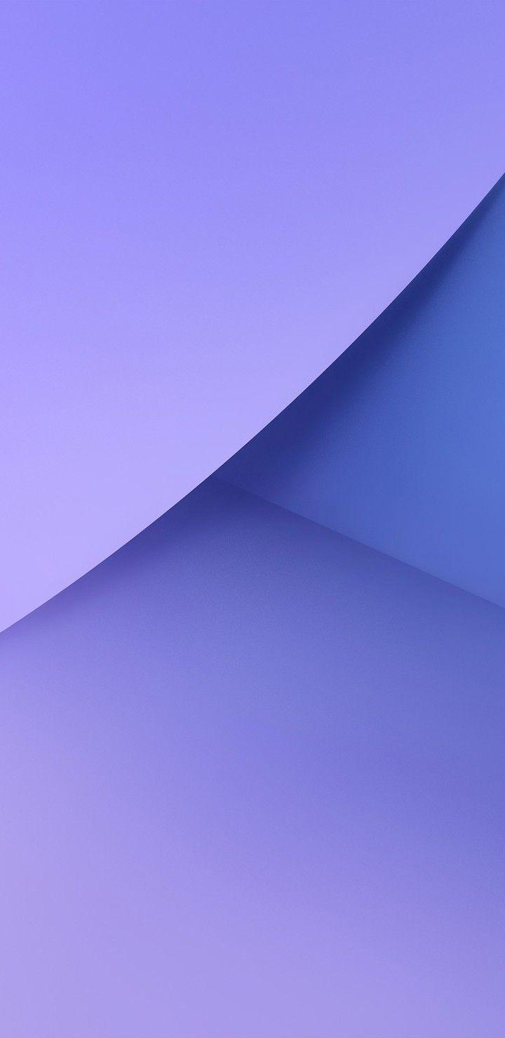 S9 Lilac Clean Wallpaper Galaxy Colour Abstract Digital Art